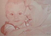 portrait-sanguine-bebe-homme-salomee